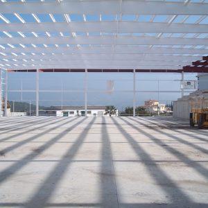 Pabellón Polideportivo en Benamocarra, (Málaga)