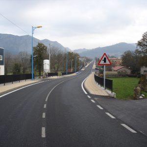 Acondicionamiento CA-170 Tramo:  San Felices de Buelna, (Cantabria)