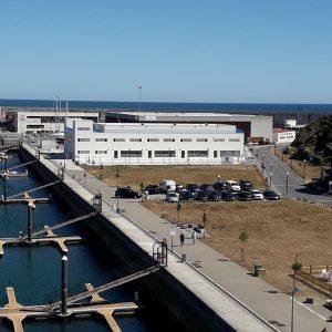 Edificio Multiusos en el Puerto de Laredo, (Cantabria)