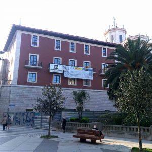 Remodelación Dependencias Capitulares y Recuperación Muro Castillo San Felipe, en Catedral de Santander, (Cantabria)