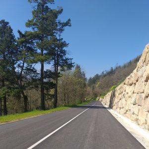 Mejora Trazado y Acondicionamiento de la CA-271 en Arenas de Iguña, (Cantabria)
