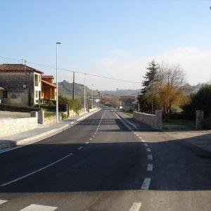 Acondicionamiento CA-843 Tramo: La Acebosa-Hortigal, (Cantabria)