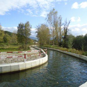 Minicentral Hidroeléctrica en Arenas de Iguña, (Cantabria)