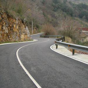 Acondicionamiento CA-681 Tramo: San Miguel de Aras-Fuente Las Varas, (Cantabria)