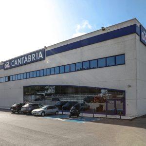 Almacén Central y Sede Administrativa en Igollo de Camargo, (Cantabria)