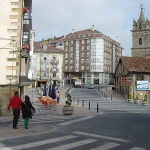 Urbanización entorno CA-183 Reinosa-Braña Vieja, (Cantabria)