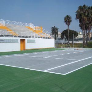 Ampliación Instalaciones Pabellón Fernando Hierro en Vélez, (Málaga)