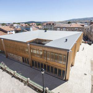 Centro Socio-Cultural en Reinosa, (Cantabria)