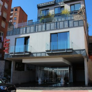 Hotel Art en Santander, (Cantabria)