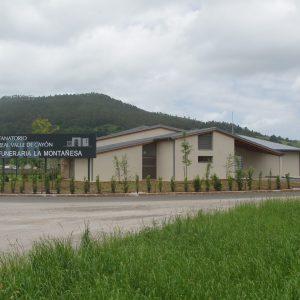Tanatorio en Santa María de Cayón, (Cantabria)