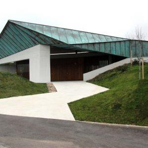 Tanatorio en Polanco, (Cantabria)