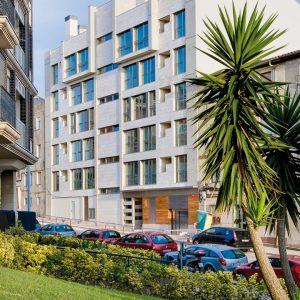 Edificio El Hondal, 28 Viviendas en C/ Mª Cristina, Santander (Cantabria)