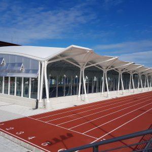 Instalaciones de Pistas Deportivas en el PCTCAN, Santander (Cantabria)